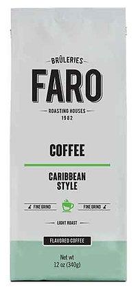 Faro Caribbean Ground Coffee