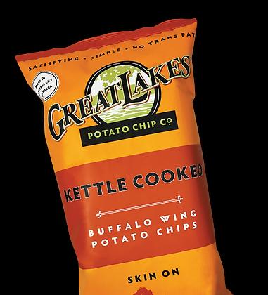 Great Lakes Buffalo Wings Potato Chips