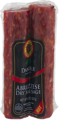 Daniele HOT Abruzzese Dry Sausage