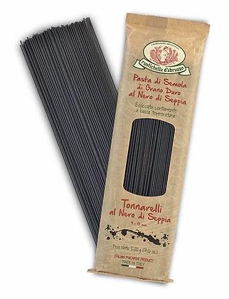 Rustichella Tonnarelli (Squid Ink) Spaghetti