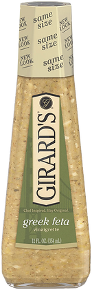 Girard's Greek Feta Vinaigrette