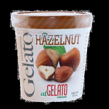 Al Gelato Chicago Hazelnut Gelato