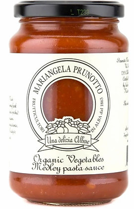 Mariangela Prunotto Vegetable Medley Sauce