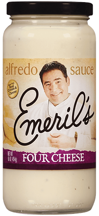 Emeril's Four Cheese Sauce