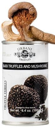 Urbani Black Truffles & Mushrooms