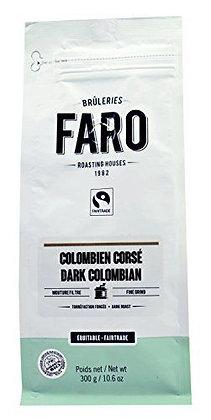 Faro Dark Colombian Ground Coffee
