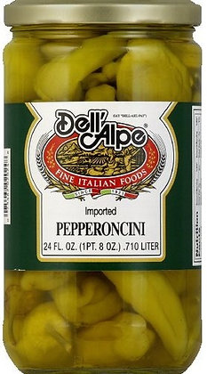 Dell 'Alpe Pepperoncini (24 oz)