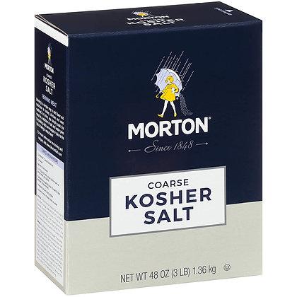 Morton Kosher Salt (3 lb)