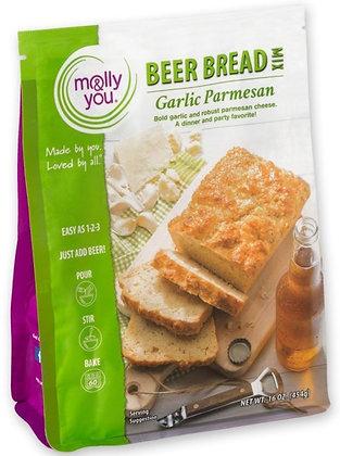 Molly & You Garlic Parmesan Beer Bread Mix