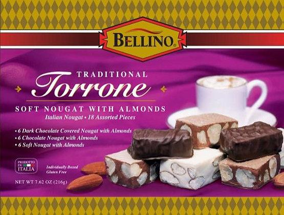 Bellino Assorted Torrone (18 pc)