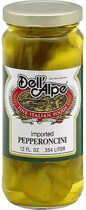 Dell 'Alpe Pepperoncini (12 oz)
