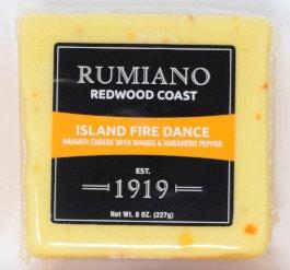 Rumiano Island Fire Cheese