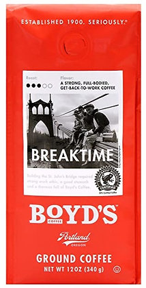 Boyd's Breaktime Ground Coffee