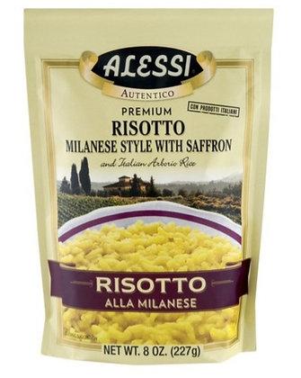 Alessi Risotto with Saffron