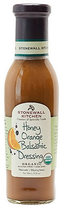 Stonewall Kitchen Organic Honey Orange Balsamic
