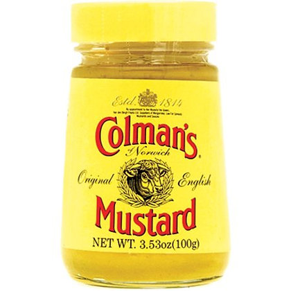 Colman's Original English Mustard (3.5 oz)