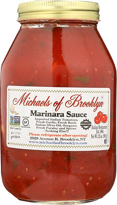 Michael's of Brooklyn Marinara Sauce (32 oz)
