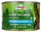 Al Wadi Stuffed Vine Leaves (Mediterranean Recipe)