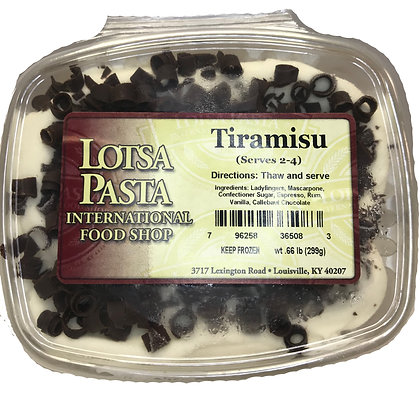 Tiramisu (medium)