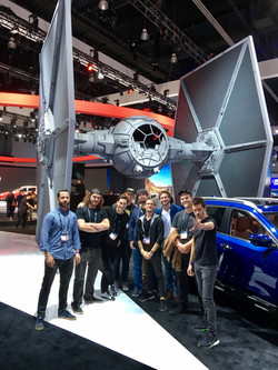 Nissan Rogue One Launch