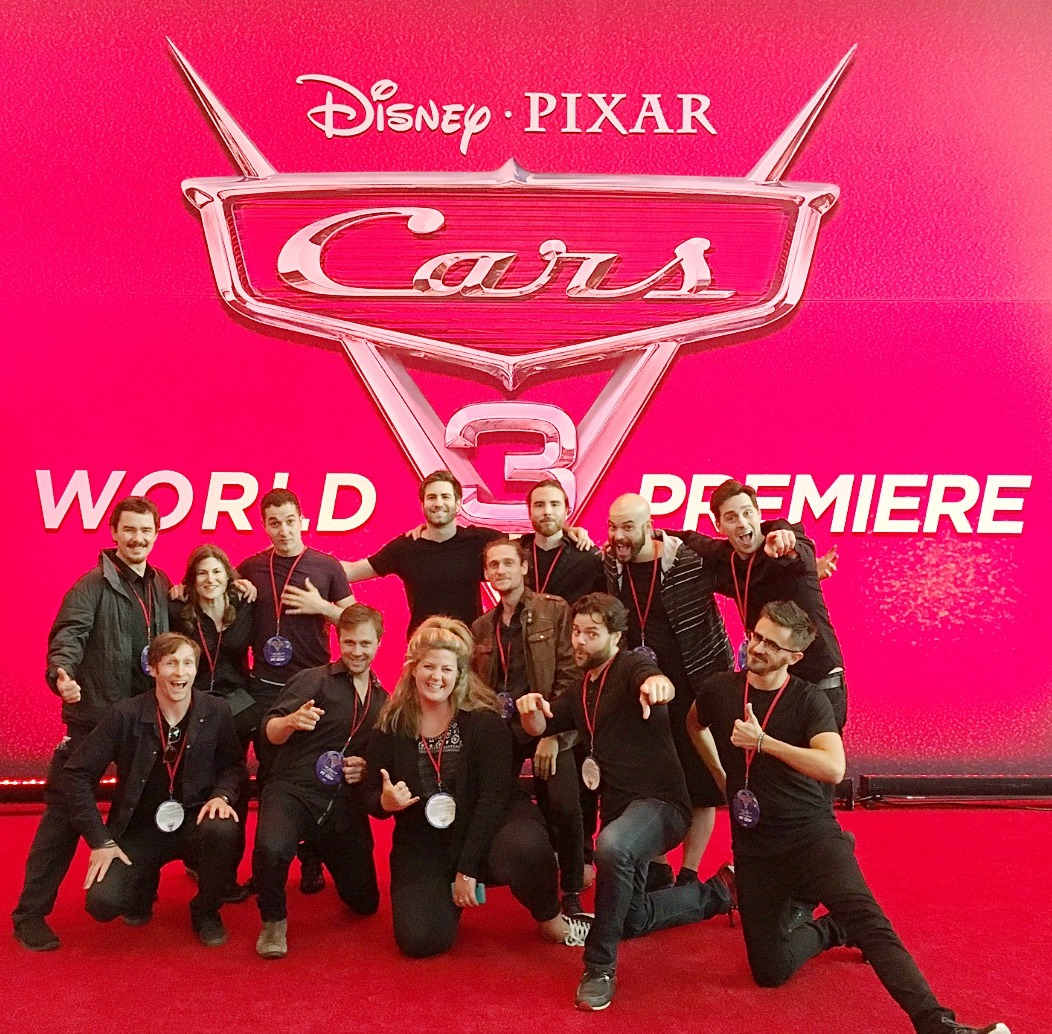 Cars World Premiere