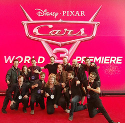 Cars World Premiere