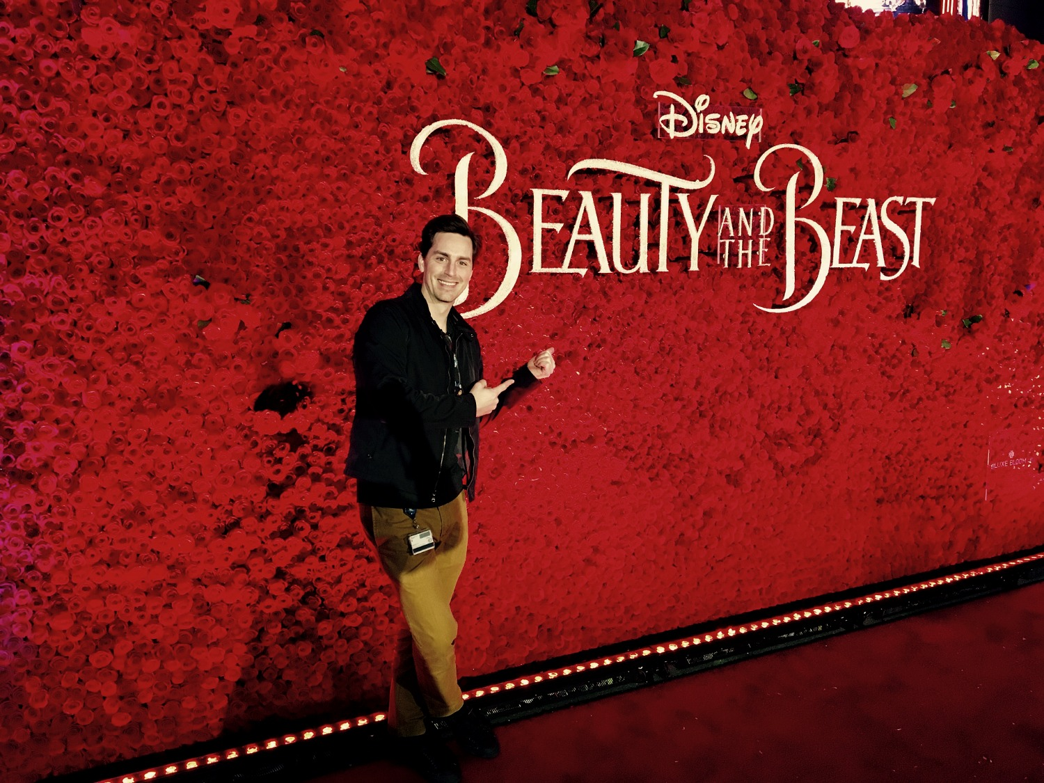 Beauty and the Beast World Premiere