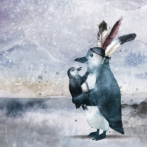 THE NORTHERN TALES  / The Playful penguins