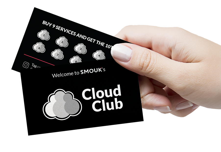 Cloud Club Membership Card