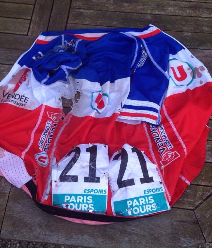 Maillot Paul OURSELIN