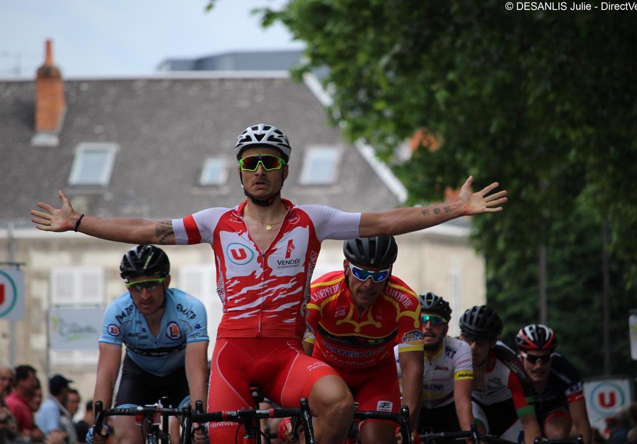 Clément ORCEAU - Tour du Loiret