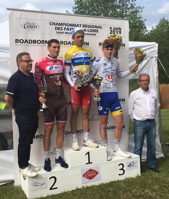 Valentin FERRON champion régional