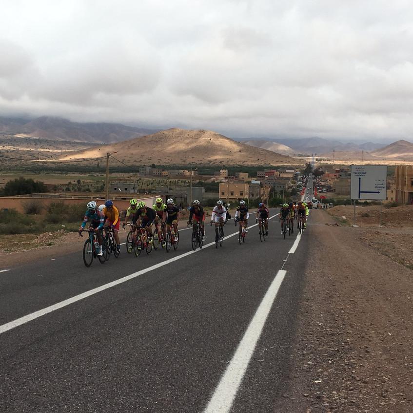 Tour du Maroc