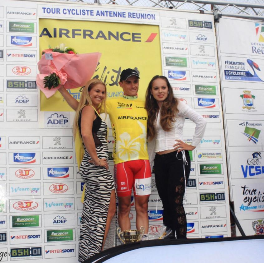 Axel JOURNIAUX - Vainqueur final Tour de