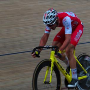 Coupe de France DN1 sur la magnifique piste du vélodrome de Saint-Quentin-en-Yvelines !