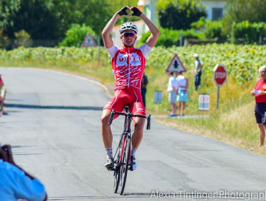 Florian MAITRE - victoire Grand Prix Marcel BERGEREAU