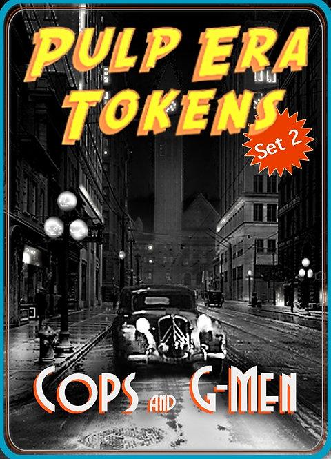 Cops and G-Men