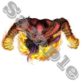 Efreet,Warlord