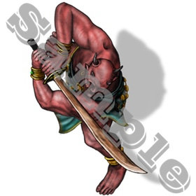Efreet,Warrior