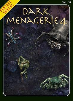 Fantasy Tokens Set 37, Dark Menagerie 4