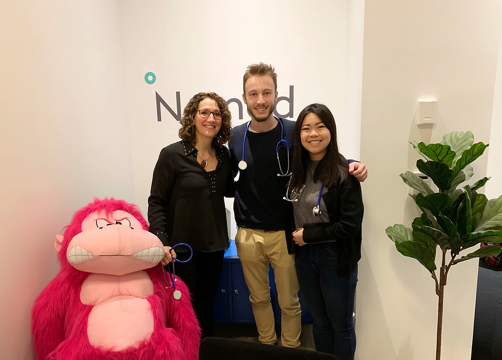 nomad health, freelance