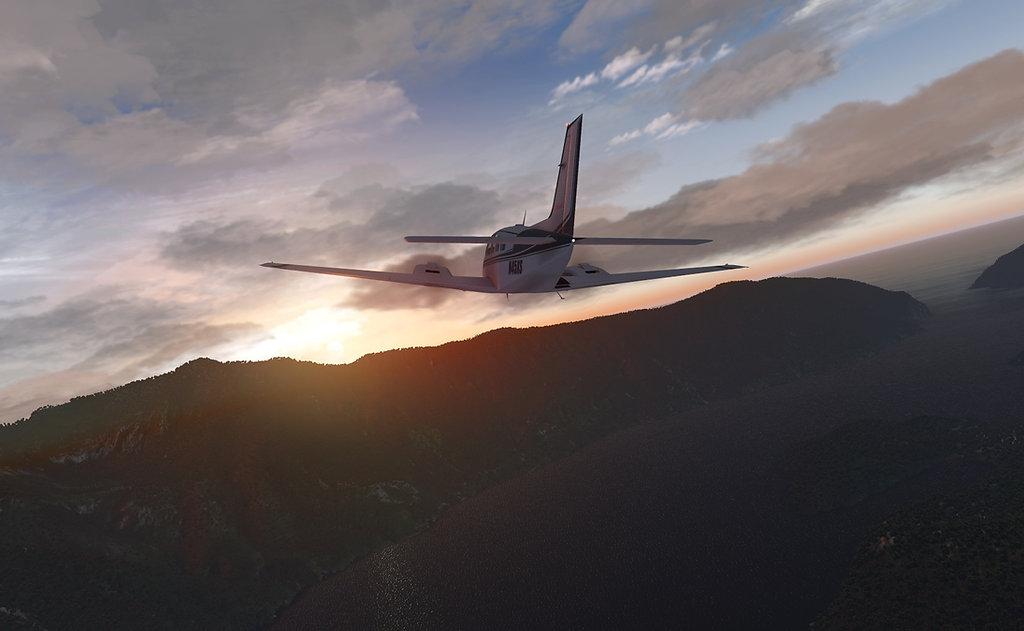 FSEnhancer - Photorealistic graphics for X-Plane