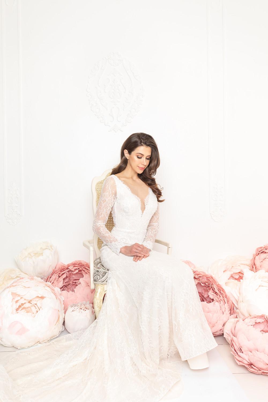 Custom wedding dress maker in montreal