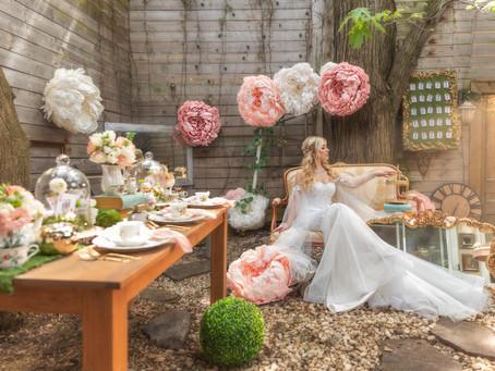 Alice in Wonderland Inspired Photoshoot