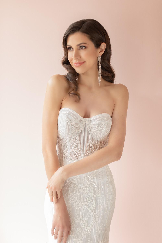 Lilia Haute Couture designer wedding dresses in montreal