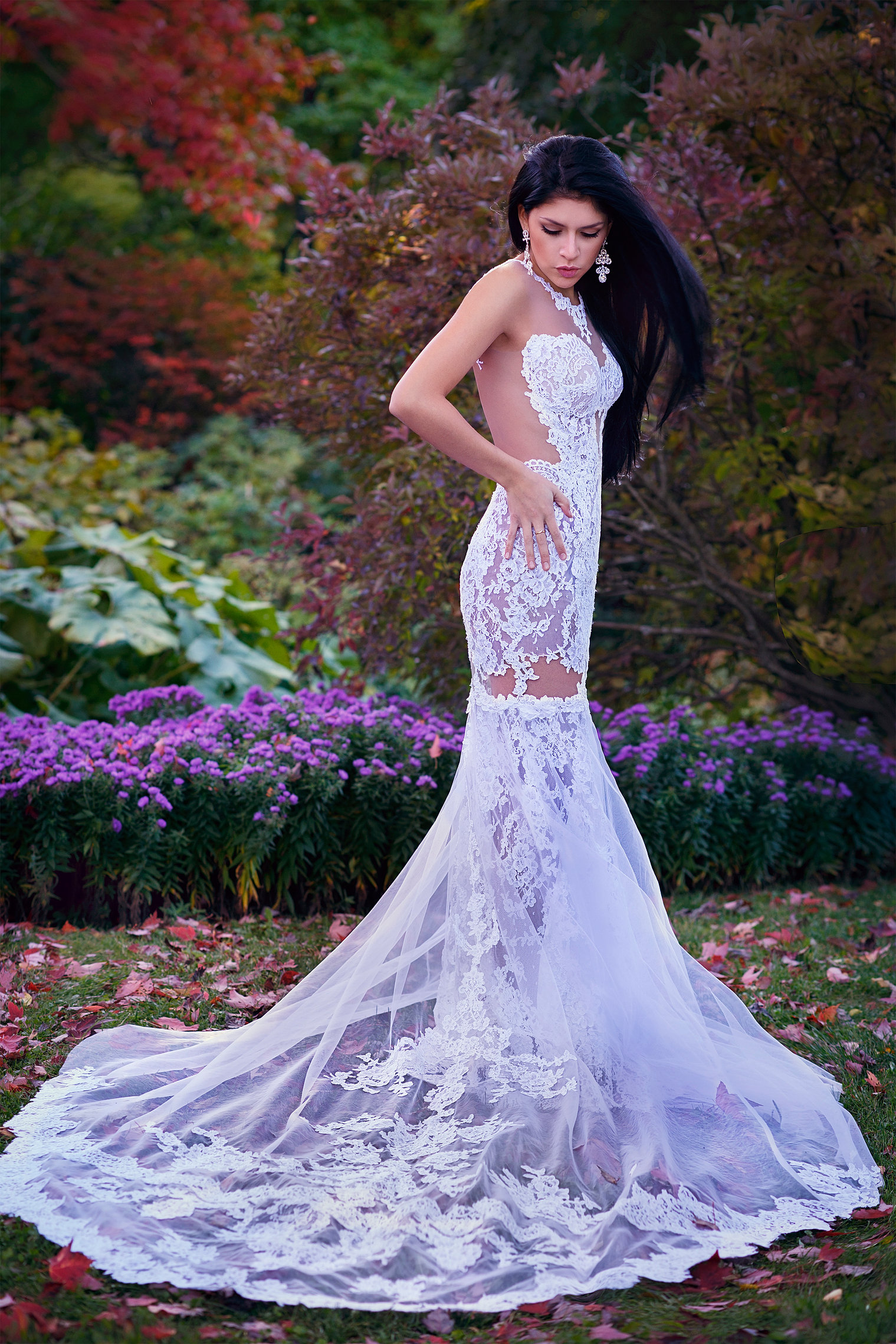 Lilia Haute Couture | Custom Made Wedding Gowns Boutique in Montreal
