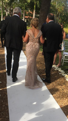Nelly - Mother of the groom