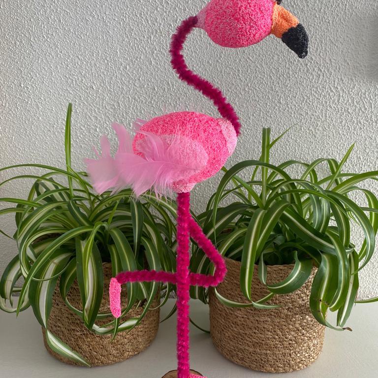 Flo Flamingo