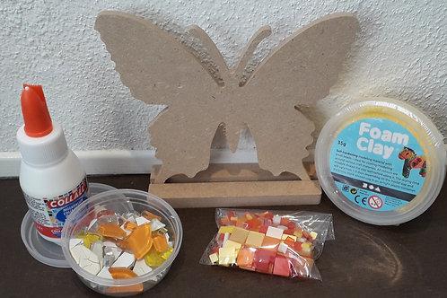 Mozaïekpakket Vlinder