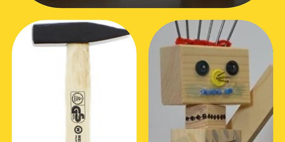 Robot timmeren